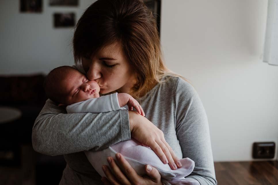 Newborn: Už ve čtyřech